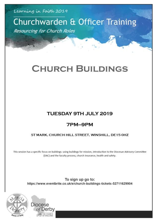 church warden buildings '19