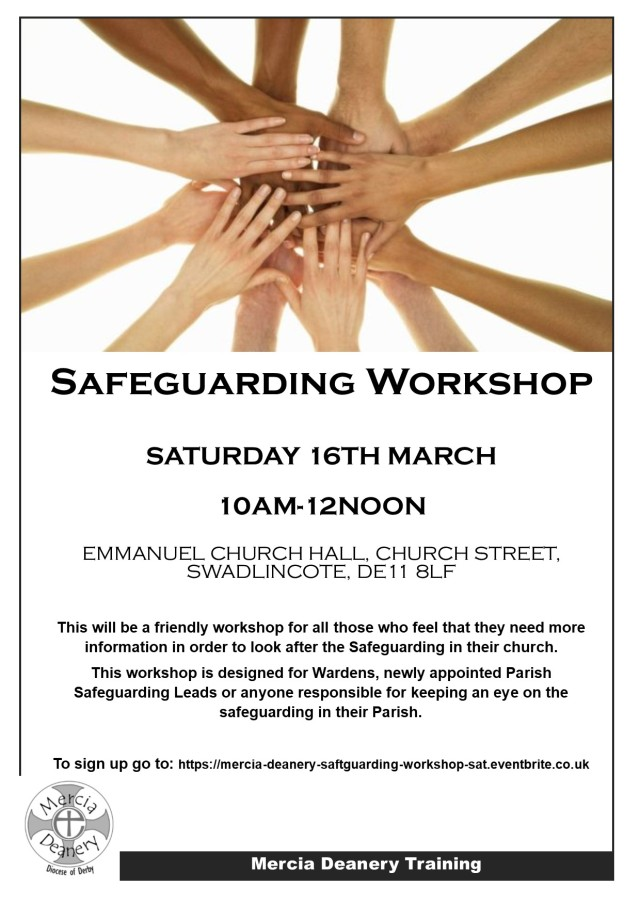 Safeguarding Workshop- 16.03.19 am