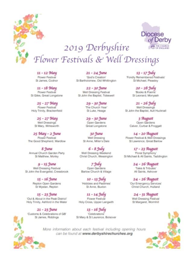 flower festivals '19
